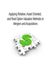 Chapter_8_Primer_on_Relative_Valuation_Methods