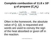 Ch8_Quantities in Chemical Reactions