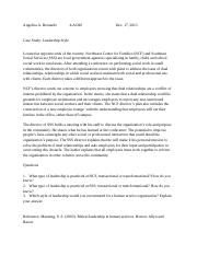240303271-Leadership-Case-Study-with-answers