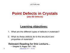 08_MTE 271_Point Defects.pdf