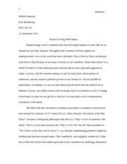 ENG261 Journal 2