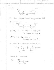 Problem Set 4 Solutions Fall 2012 on Structural Mechanics
