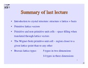 PHY2009lecture3