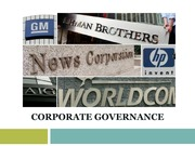 Corporate-Governance Lecture Slides