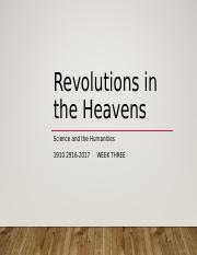 c.Revolts in Heavens 2016.ppt