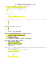 BIO12 Sample Exam Questions_Ch. 12-19