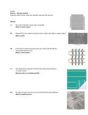 Exam 2 Review _weave and Knit_ with answers.docx