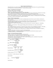 Review Sheet for Fin 430 Exam 1 (1).doc