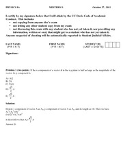 Midterm1Solution