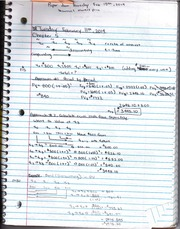 Essentials of Corporate Finance, 7th Ed  - Ch 5 Notes