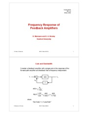 lecture_16_freq_response_of_feedback_amplifiers