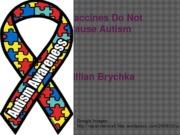 Argumentative essay about autism
