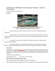 tailed Study on Biofiltration In Controlling Air Pollution.docx