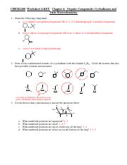 homeworkchapter 4 workshop chapter 4 organic compounds cycloalkanes and their. Black Bedroom Furniture Sets. Home Design Ideas