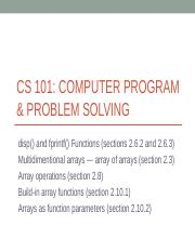 cs101_lecture4.ppt