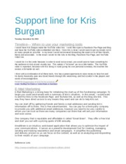 Unit 10_ Final_Project_Support line for Kris Burgan