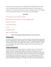 case 3_Assessing Audit and Business Risks