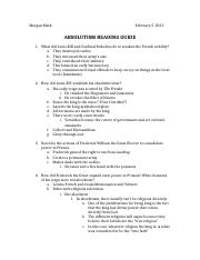 Absolutism Reading Guide (PPT).docx