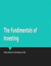 The Fundimentals of Investing powerpoint money managment lesson 13.pptx