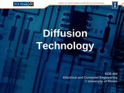 9. Diffusion Technology Part1
