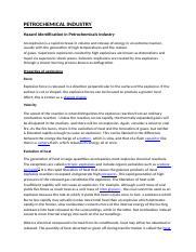 PETROCHEMICAL INDUSTRY.docx