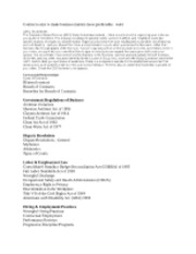 LWC1 Fundamentals of Business Law & Ethics Study Notes (Autosaved)