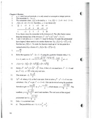 Ch 4 Exam Review Answers