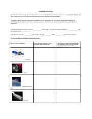 Astronomy Study Guide (1)