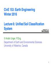Lecture 6 - Unified soil classification system.pdf
