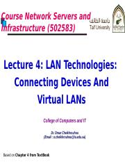 2017-lecture 4_(LAN technologies Devices and Virtual LAN).pptx