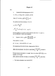Ch 10 Select HW Solutions