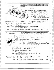 194_Mechanics Homework Mechanics of Materials Solution