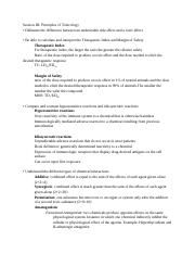 Tox Session III-Principles of Toxicology objective note.docx