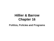 Hillier___Barrow_Chapter_16
