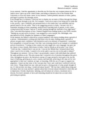 How can i turn this into an essay format (500+ words)?