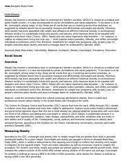 Child Obesity Research Paper Starter - eNotes.pdf