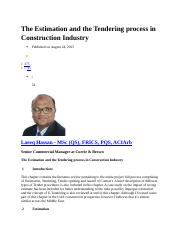 Tendering process in Construction Industry.docx