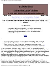 Colonial Knowledge and Indigenous Power in the Dutch East In.pdf