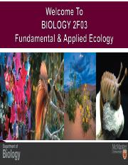 FALL 2015 BIOLOGY 2F03 WEEK 1 INTRODUCTION LECTURE.pdf