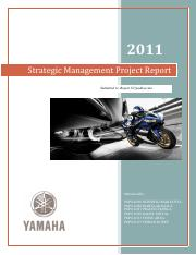 60771853-Strategic-Management-Project-Report-Yamaha-Motors