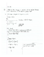 Calculus1 Notes 15 Integration