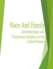 Race and Families