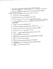American History Ch. 8 Study Guide Worksheet