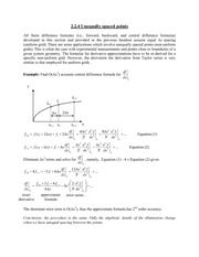 6. Finite_differebces_formulas_for_unequall