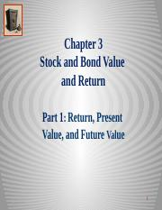 Equity Chapter 03 Part 1 Value and Return_Time Value  2014 sj.pptx