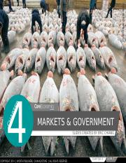 Chapter 4 - Markets and Government.pptx