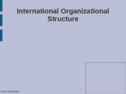Chap 14 international structure