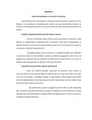 epekto ng social media sa kabataan thesis kabanata 2