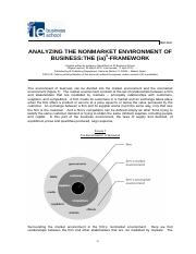 DE2-114-I NF Analyzing the Nonmarket Environment of Business.pdf