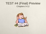 CIS Exam 4 Review